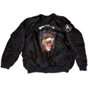 HADES NYC - 'Kong Bomber Jacket [Black]