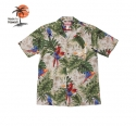 로버트제이씨 하와이(ROBERT J.C HAWAII) Robert J.C Hawaii - 102C.B45 Hawaii Shirts [Khaki]