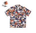 Robert J.C Hawaii - 250.405 Hawaii Shirts [Navy]