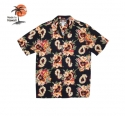 로버트제이씨 하와이(ROBERT J.C HAWAII) Robert J.C Hawaii - 258.079 Hawaii Shirts [Black]