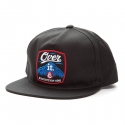 Over It Snapback - Black