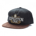 익스페디션(EXPEDITION) Tools Snapback - Black/Brown