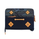 [팩큰롤] ONEDAY CLUTCH (Navy Camo)