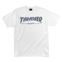 쓰레셔(THRASHER) GX1000 Tee - White