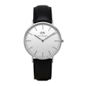 다니엘 웰링턴(DANIEL WELLINGTON) 0206DW SHEFFIELD MAN 40mm