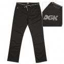디지케이(DGK) Icon Stretch 2 Twill Pant - Black
