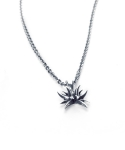 매즈믹(MEZMIC) Teeth flower Necklace