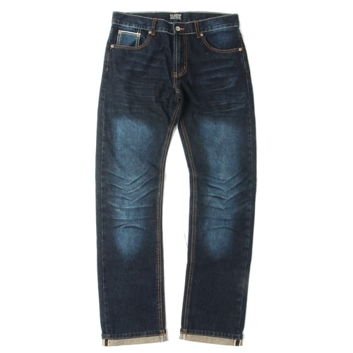 세인트페인_SP JAMES SELVAGE WASHED DENIM PANTS