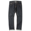 세인트페인(SAINTPAIN) SP JAMES SELVAGE RAW DENIM PANTS