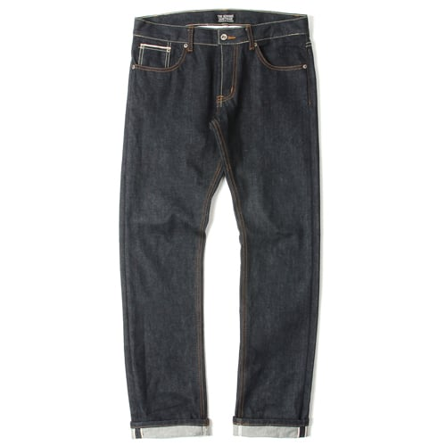 세인트페인_SP JAMES SELVAGE RAW DENIM PANTS