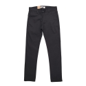 네이키드앤페이머스(NAKED&FAMOUS) SlimChino Black Stretch Twill