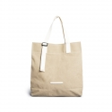 [로우로우] R TOTE 291 RAW WAXED BEIGE