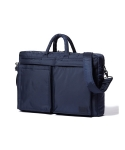헤드포터(HEAD PORTER) MASTER NAVY BRIEF CASE