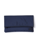 헤드포터(HEAD PORTER) MASTER NAVY CLUTCH BAG