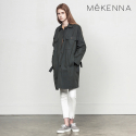 메케나() MeKENNA Pocket detailed oversized TRENCH_MX2Y3BY0020
