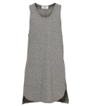 하이에덴(HIEDEN) HIEDEN SLEEVELESS TEE - GREY
