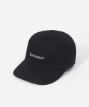 커버낫(COVERNAT) 16 A/W ORIGINAL LOGO B.B CAP BLACK