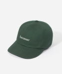 커버낫(COVERNAT) 16 A/W ORIGINAL LOGO B.B CAP GREEN