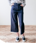 메리먼트(MERRIMENT) DENIM PANTS (INDIGO)