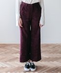 메리먼트(MERRIMENT) CORDUROY PANTS (WINE)
