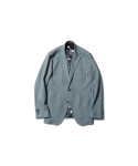 소프넷(SOPHNET) STRETCH GABARDINE 2 BUTTON JACKET