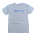 유에스에이 머친다이징(U.S.A MERCHANDISING) U.S.A MERCHANDISING ANYTHING TONAL TEE [4] (LIGHT BLUE)