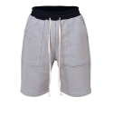 하이에덴(HIEDEN) HIEDEN POCKET HALF PANTS - GREY