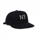 위캔더스(WKNDRS) BILLY MARTIN NY WOOL CAP (NAVY)