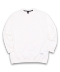 필루미네이트(FILLUMINATE) UNISEX Basic Sweat Shirt-Ivory