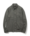 유니폼브릿지(UNIFORM BRIDGE) combat shirts khaki