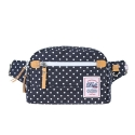 드라이프(DRIFE) DOT WAIST BAG-NAVY