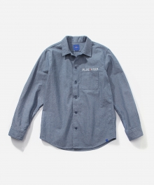 SOUVENIR SHIRTS CHAMBRAY