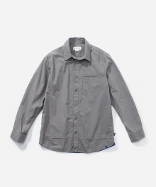 CUT-OFF SHIRTS GREY