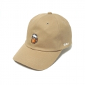 비쿨(BE COOL) MAC JOO 6P CAP Beige
