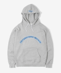 레이어 유니온(LAYER UNION) ARC NED HOODIE GREY