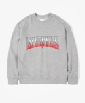 레이어 유니온(LAYER UNION) G LOGO SWEATSHIRTS GREY