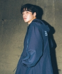 유니스디자인() UNIIS LONG JACKET(navy)