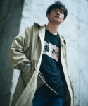 유니스디자인() UNIIS LONG JACKET(beige)