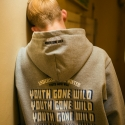 앤더슨벨(ANDERSSON BELL) UNISEX YOUTH GONE WILD HOODIE atb099(Gray)