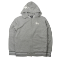스투시() STUSSY TIP STOCK HOOD JUMPER [1] (HEATHER GREY)