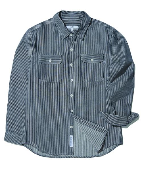 바스틱_Vastic Hickory Work Shirts