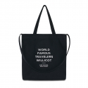 DAILY TWO WAY ECO BAG_SLOGAN TYPE_NAVY