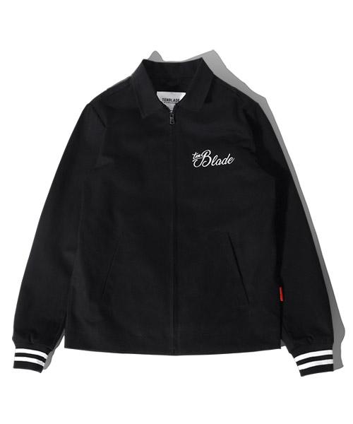텐블레이드_Lucifer Coach Jacket- black