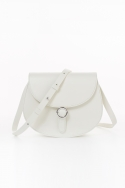 에이아이오유(AIOU) Mini Bag Silver Ivory