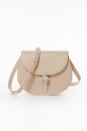 Mini Bag Silver Nude