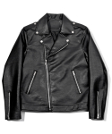 Base Leather Rider Jacket