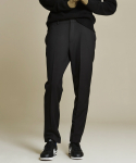 노앙() BASIC TROUSERS BLACK