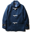 루이드() Duffle Coat -Blue-