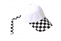 런디에스(RUNDS) RUNDS checkerboard 3type ball cap (white)