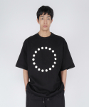 로우 투 로우(RAW TO RAW) [Edition 2] SYMBOL PRINT OVERFIT T-SHIRT